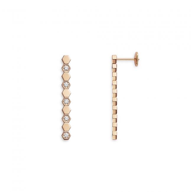 「ビー マイ ラブ」コレクション イヤリング (PG,ダイヤモンド) 969,000円   (税抜価格)