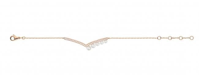 「ジョゼフィーヌ」コレクション エグレット ブレスレット 458,000円