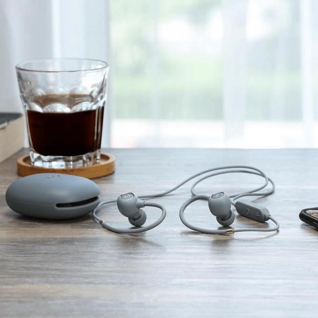 ハイレゾ対応のHDハイブリッドドライバーシステムを採用した耳かけ型ワイヤレスイヤホンAUKEY Key Seriesシリーズ EP-B80が登場♪