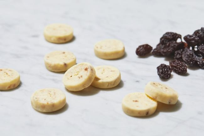 生チョコクッキー ラムレーズン 12袋入り