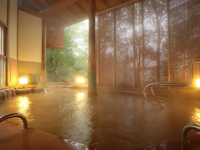 大浴場「瑞泉」