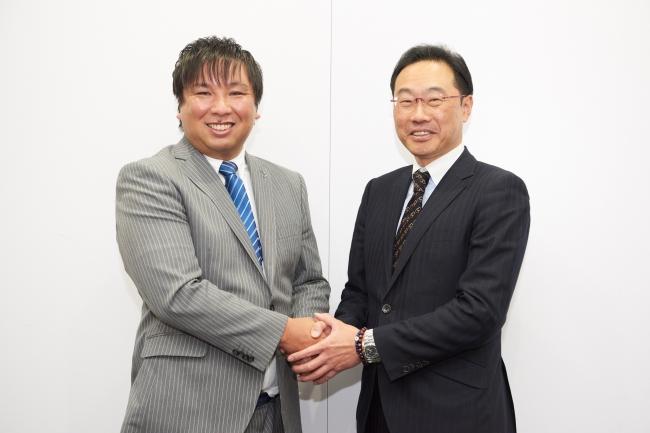 じぶん銀行・臼井社長が元野球選手に投資術をレクチャーする企画が始動 ...