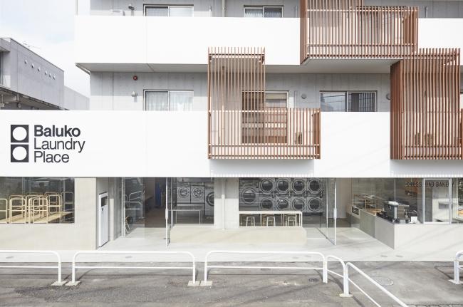 「Baluko Laundry Place 代々木上原(東京都渋谷区上原3-29-2)」の画像検索結果