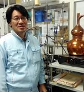 秋田県総合食品研究センター 醸造試験場 場長 進藤昌氏