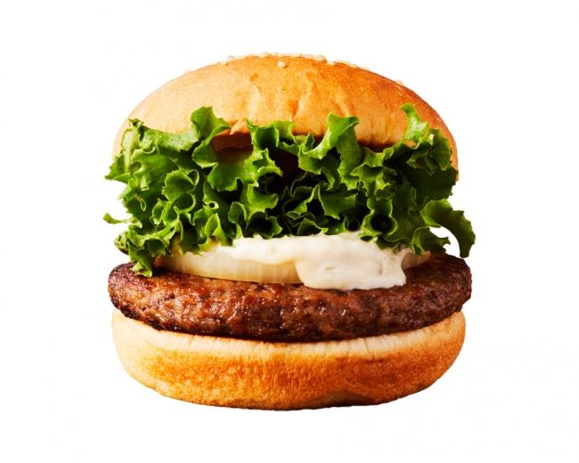 【フレッシュネス】仙台牛バーガー