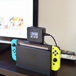 Switch冷やすッチ(画像提供:サンコー)