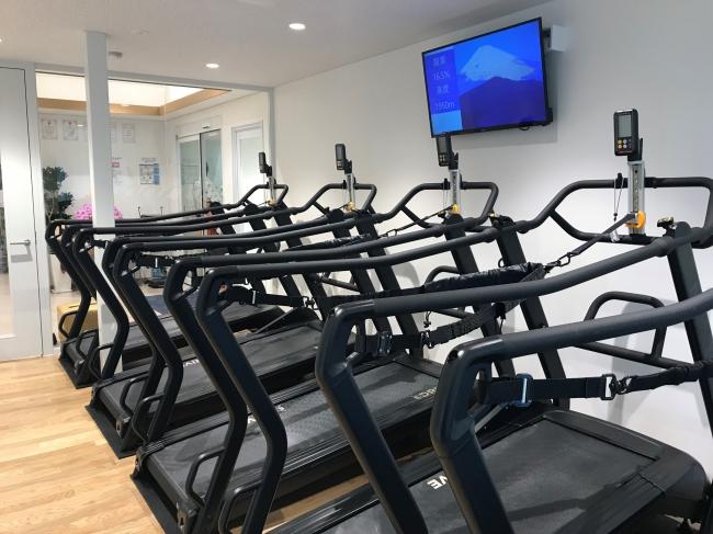 低酸素トレーニングジム
