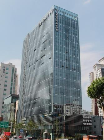 韓国医療法人「第一整形外科病院」外観
