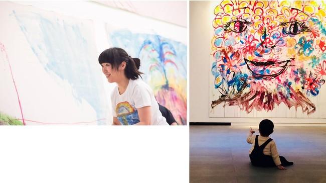 ▲(左)撮影:Aminaka Kenta (右)過去の作品例
