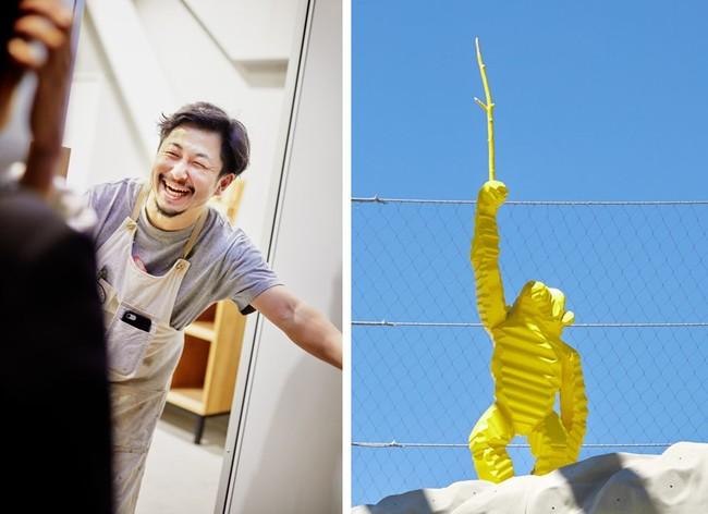 ▲(左・右) Photo by Hiroshi Wada