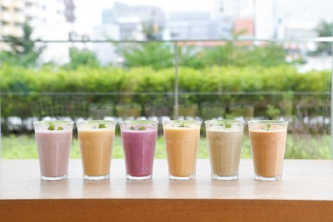 beauty juice 各820円(税込)