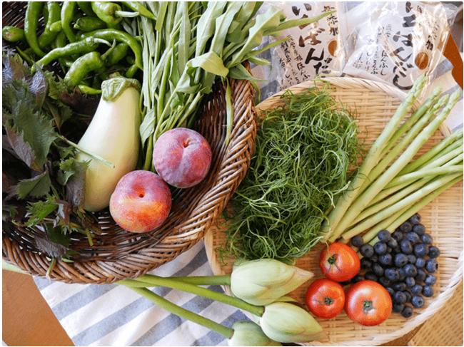 バルーミーの野菜マニアセット