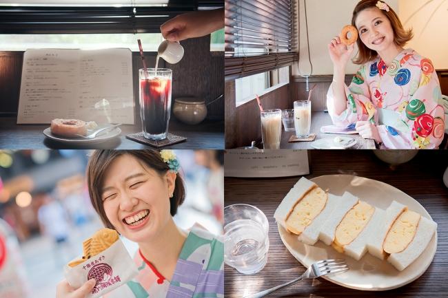 暑い日も涼やか浴衣で楽しもう!京都着物レンタル夢館の「お得な夏キャンペーン」でさらに夏休みも充実!