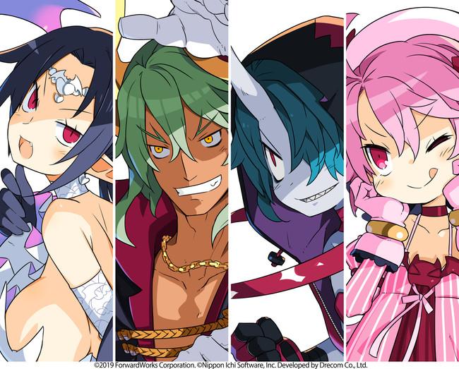 ▲イベント特効も持っている新シリーズキャラクターを手に入れよう!