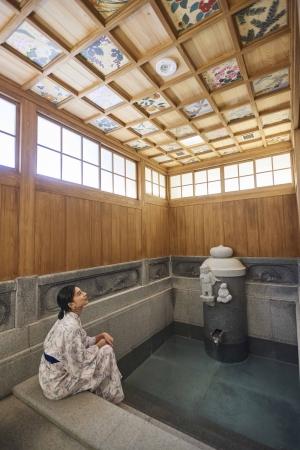 飛鳥乃湯泉 特別浴室