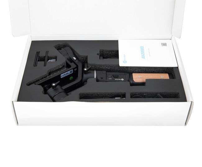 「AK2000C」パッケージ開封