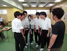 生野高校生も参加