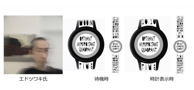 Fes Watch U 発売記念キャンペーン Tokyo Monochrome 8月度コラボ