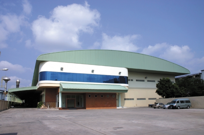 ビーフン製造工場KENMIN FOODS(THAILAND)co.,LTD