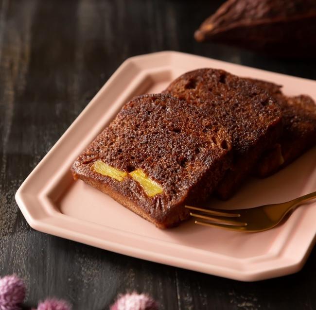 巧克力鳳梨黄金もちイメージ
