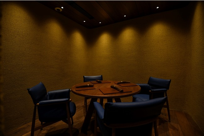 内観:個室1