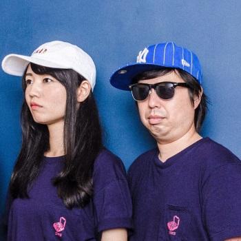 志賀Lummy(右)、  セルラ伊藤
