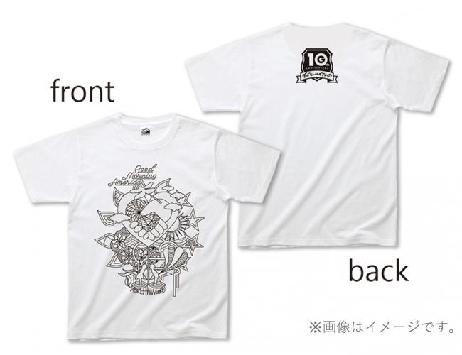 MV参加権付きTシャツ