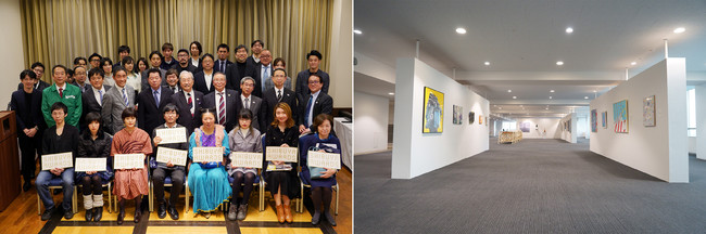 SHIBUYA AWARDS 2019 授賞式及び入選作品展