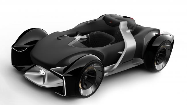 TOYOTA e-RACER(TOYOTA)