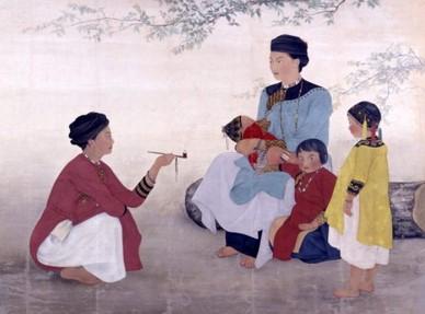 チェン・ジン(陳進) サンティモン社の女 1907-1998年 台湾