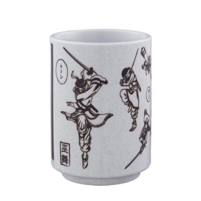 羌瘣の巫舞湯のみ 1,650円(税込)︎ (C)︎原泰久/集英社