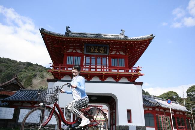 武雄の秋を体験しよう「電動自転車で巡る武雄の秋体験」