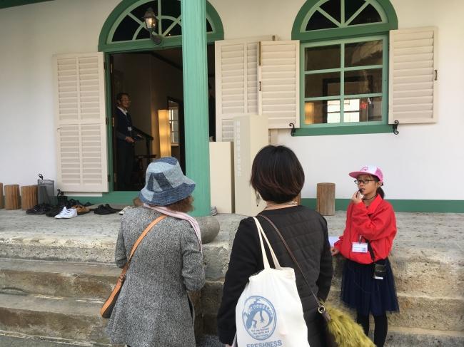 11月に有田の子供たちが観光客をご案内!今年も有田まちなか案内ジュニア隊が始動します