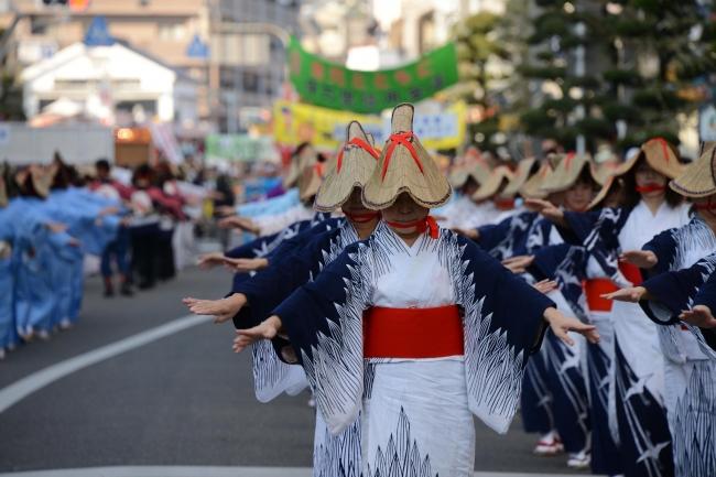 「いまり秋祭り」の開催
