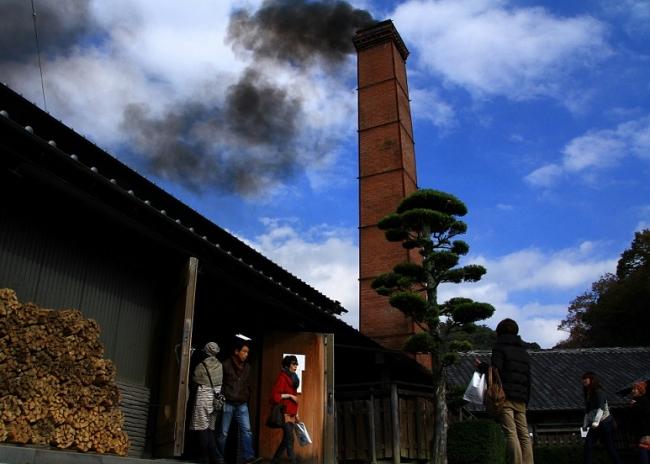 炎の響演~薪窯めぐり~