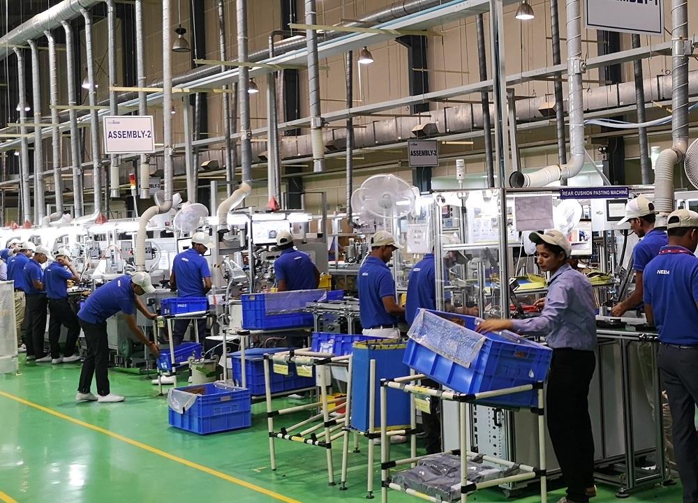 OEM用スピーカー受注好調、増産に向けインド工場の生産ライン拡大へ ~第2工場、第3工場の設立を計画~
