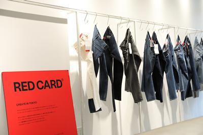 ゲストリスト様の人気ブランド「RED CARD」の商品