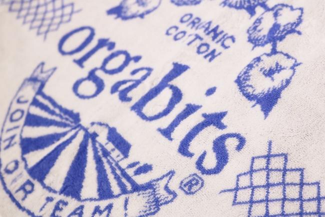 参加賞のタオル