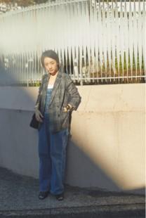 〈ダブルブレストジャケット〉