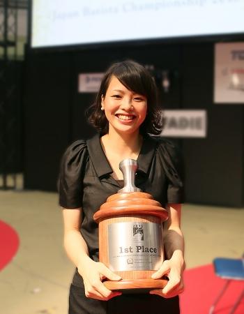 d27755 3 386308 14 - 世界一のバリスタを決める大会で第2位は丸山珈琲の鈴木樹さん