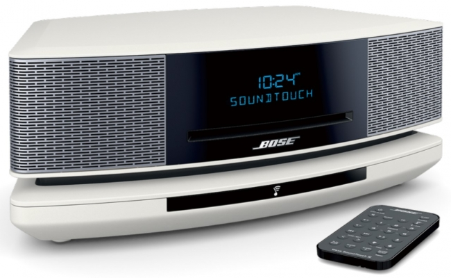 Wave SoundTouch® music system IV(White)