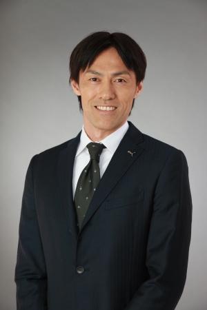 ▲元サッカー日本代表GKの楢﨑正剛氏