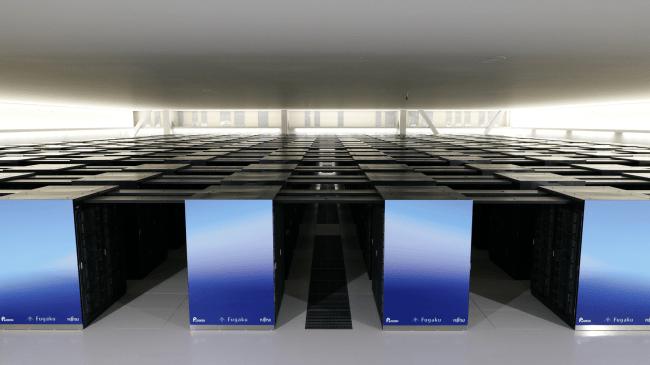 スーパーコンピュータ「富岳」(開発・整備中)