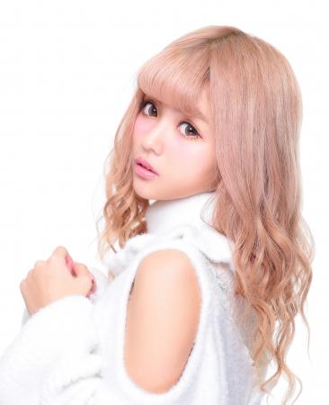 徳本夏恵可愛い前髪