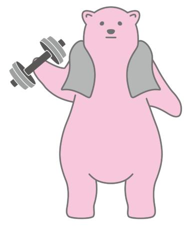 ブランドキャラクター「ももクマ」
