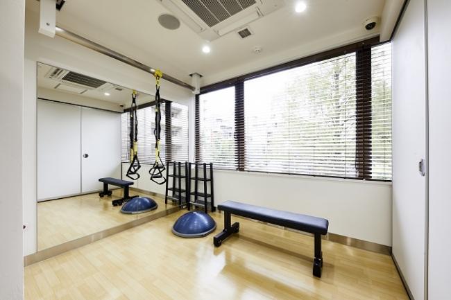 JOYFIT+(プラス)麻布十番トレーニングルーム