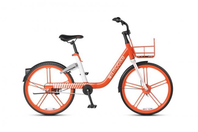 次世代スマートバイク Mobike