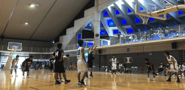 バスケットボール大会を実施
