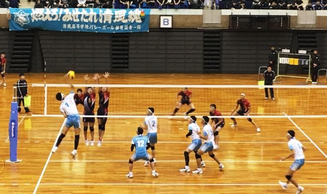 近畿私立高等学校バレーボール選手権大会の協賛・サポートを実施|おも ...