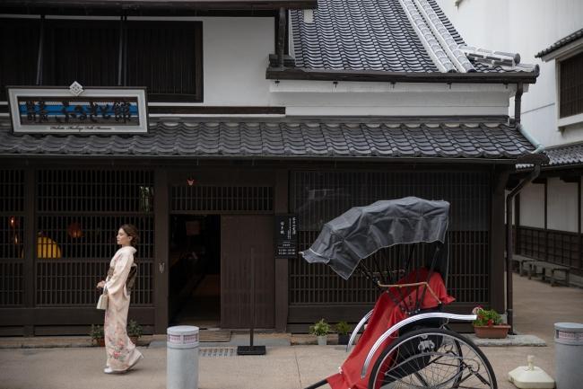福岡・博多の歴史に触れていただけます(イメージ)